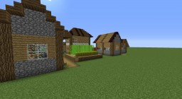Reimagined Village Minecraft Project