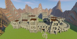 A minecraft castle Minecraft Project