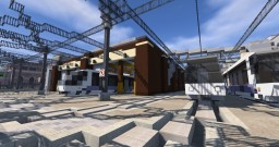 Tram Carhouse | TRS Minecraft Map & Project