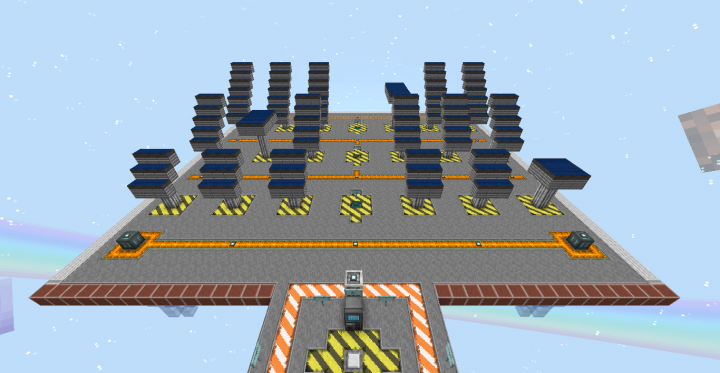 Sky Factory 3 [The Sky Power Plant] Environmentally Friendly