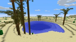 survival in the desert Minecraft Map & Project