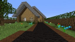 Mob Proof House Minecraft Project