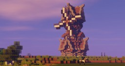 Medieval Windmill Minecraft