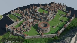 Medieval Town - Grottheart [Project 2016-2017] Minecraft Project