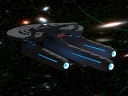 USS Armstrong | Star Trek 2009 | Minecraft Project