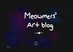 Meowmers' trashy blog blogggg