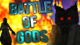 Battle of Gods Minecraft Map & Project