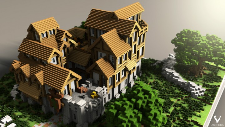Render by Asendra