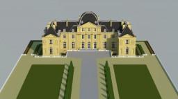 Château de Voisins Minecraft Project