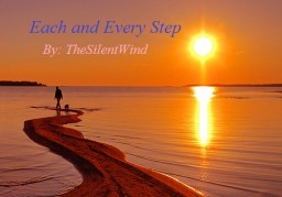 Poem | Each and Every Step | TheSilentWind Minecraft Blog
