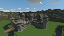 Medieval city update : Fort + DOWNLOAD Minecraft Map & Project