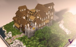 Guildmaster - Back to the roots of Minecraft Build #1