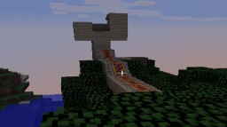 The most extreme roller coaster EVER Minecraft Project