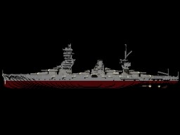 IJN BB - Fuso Minecraft