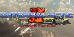 Intergalactic 2: Interstellar War Minecraft Project
