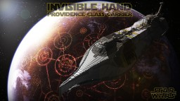 Invisible Hand - Star Wars Minecraft Project
