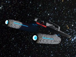 USS Mayflower | Star Trek 2009 | Minecraft
