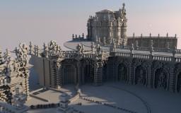 Zwinger the Rococo Palace [Aliquam]