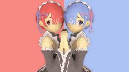 Re:Zero - Ram & Rem