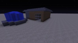 EPIC REDSTONE HOUSE Minecraft Project