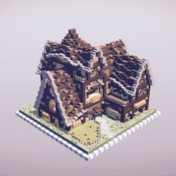 Simple Minecraft House Minecraft Map & Project