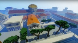 Roman Baths Minecraft Map & Project