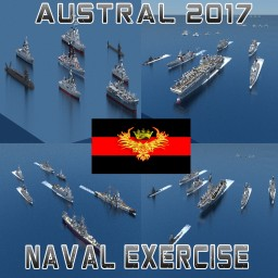 Austral 2017: Naval exercise Minecraft Project