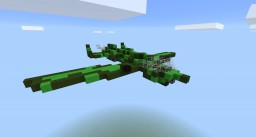 (PE/Win10) Fairchild Republic A-10 Thunderbolt II Minecraft Project
