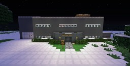My First GOOD House Minecraft Map & Project