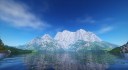 [Terrain / Landscape] Burden of Atlas Minecraft Project
