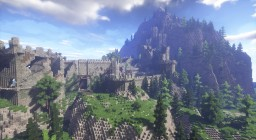 Kaer Morhen - The Witcher Minecraft