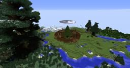 Underground temple of Sun Wonkong Minecraft