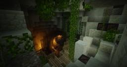 Abandoned Mineshaft Minecraft Map & Project