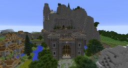 Helms Deep Minecraft Map & Project