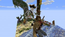 The pirate and the skeleton Minecraft Project