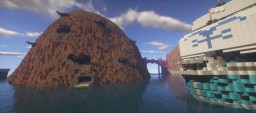 One Piece [ Era of Dreams ] G-8 Marine Base Minecraft Map & Project