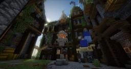 Stonegate - Medieval village Minecraft Project