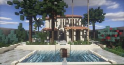 FaZe House LA | WoK Minecraft Map & Project