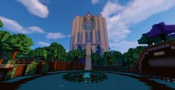 Elite Four Cathedral Minecraft