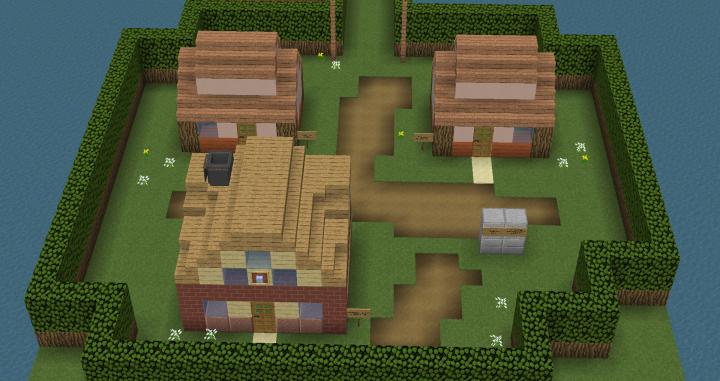 Littleroot Town in Hoenn