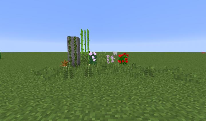 Vanilla PVP Grass