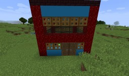 my self maded house (no redstone) Minecraft Project