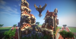 Fantasy Plot : 45x45 Minecraft Map & Project