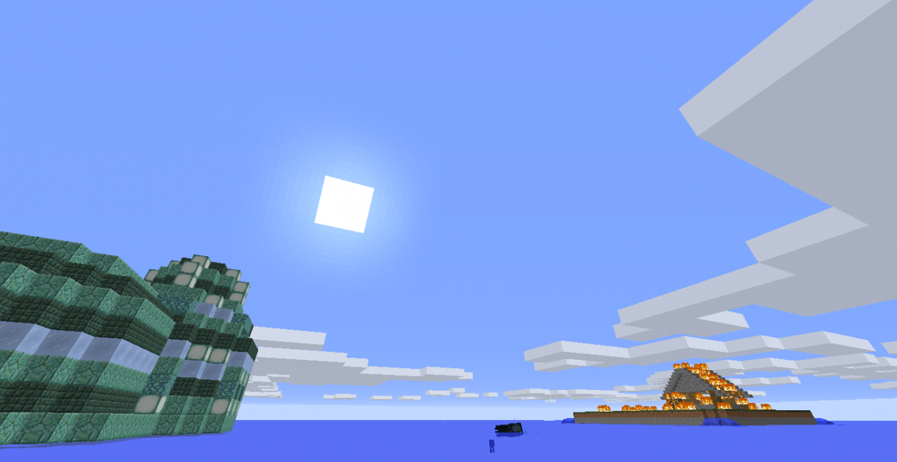 survive the disasters in minecraft