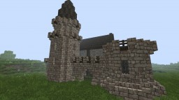 Medival Keep Minecraft Project