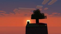 Sky Block Minecraft Project