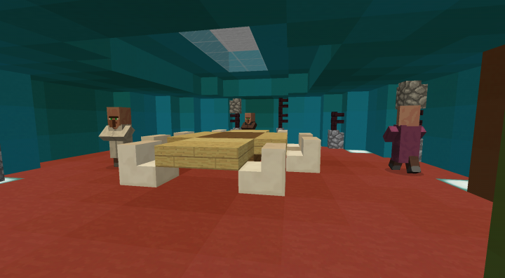 Inside the conference room