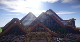 ✺ Rollercoaster ✺ Minecraft Map & Project