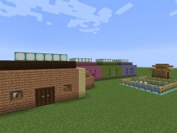 My House - Mansion Build Minecraft Map & Project