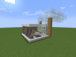 Hamster Cage - Small Build Minecraft Map & Project